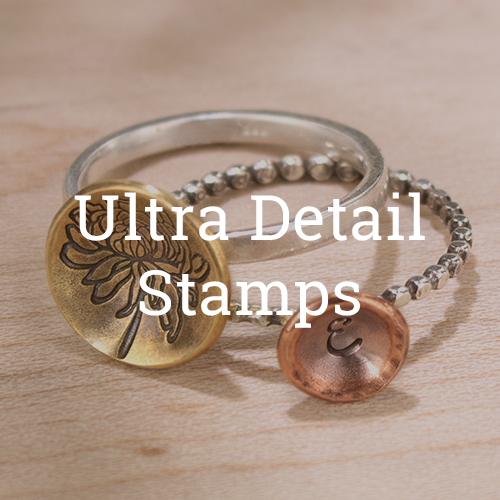 Ultra Detail Metal Stamps